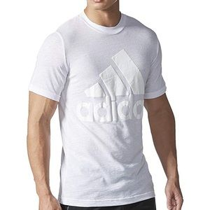 Adidas Performance Men's Basic Logo Tee 2x